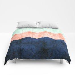 triple chevron (2) Comforters