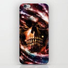 Space Skull II iPhone Skin