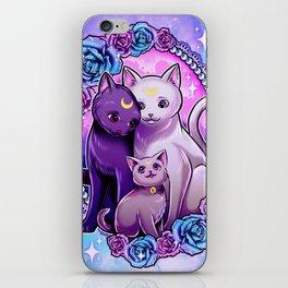 Luna Artemis & Diana iPhone Skin