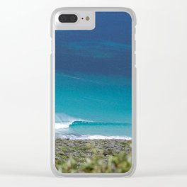 Granted Clear iPhone Case