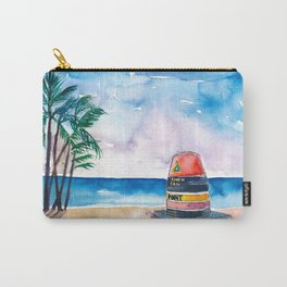 Key West Florida USA Southernmost Point of The USA Carry-All Pouch