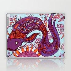 Space Koi koi Laptop & iPad Skin