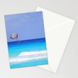 Calm Blue Water Stationery Cards