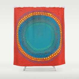 Dotto 25 Shower Curtain