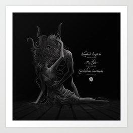 Cerebellum Serenade Art Print