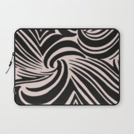 the big swirl Laptop Sleeve