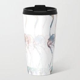 Ostrich. Travel Mug