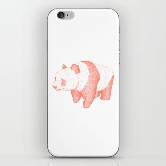 Geo Panda iPhone & iPod Skin