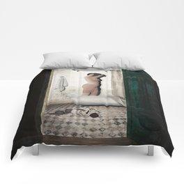 Bathtub Comforters
