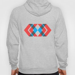 A Picture With Some Chevrons Hoody