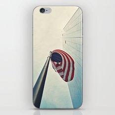 Tall America iPhone & iPod Skin