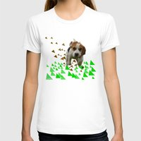 beagle T-shirts featuring Beagle by MinnaEleonoora