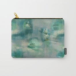 Ghostly Galleons by Katrina Ward Carry-All Pouch