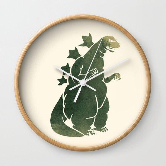 Godzilla - King of the Monsters Wall Clock