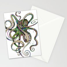 Octopsychedelia Stationery Cards