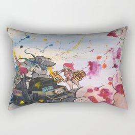 Roadtrip Rectangular Pillow