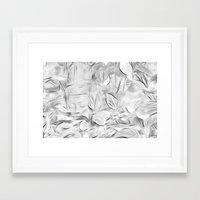 meditation Framed Art Prints featuring Meditation by Dorothy Pinder