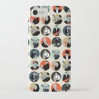 jazz iPhone & iPod Cases featuring Jazz  by Prelude Posters