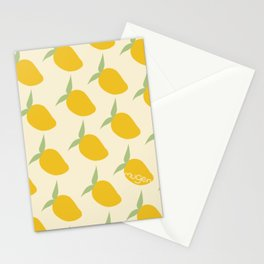 Fresh and bright Stationery Cards