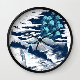 Release the Kindness Wall Clock