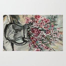 """Australian Ti Tree"" by Margaret Preston Rug"