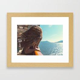 Mary Celeste pt IV Framed Art Print