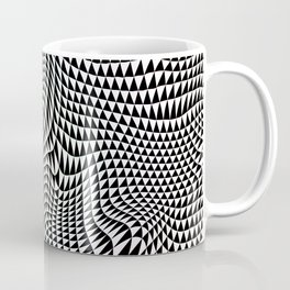 TESSELATION ABYSS Coffee Mug