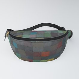May Picture Abstract Fanny Pack