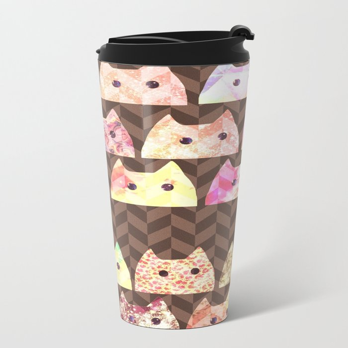cat-277 Travel Mug