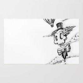 Flying Skull Rug