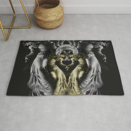The Occult Dance Rug