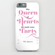 The Queen of Hearts Slim Case iPhone 6s