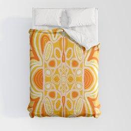 commune mandala Comforters