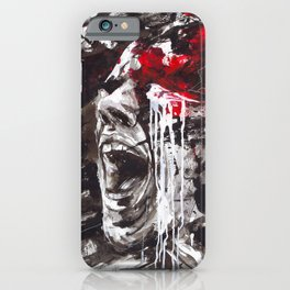 The Pain of Cluster Headache iPhone Case