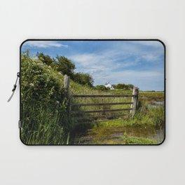 Horsey Island Laptop Sleeve