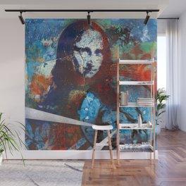 Finding Mona Wall Mural