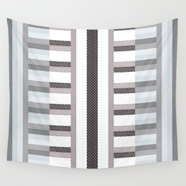 Stripe Geometric Wall Tapestry