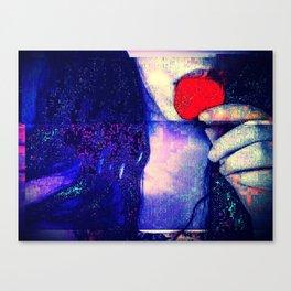 Circuit Siren Canvas Print