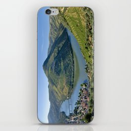 The Vale do Douro at Pinhao, Portugal iPhone Skin