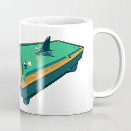 Pool shark Coffee Mug