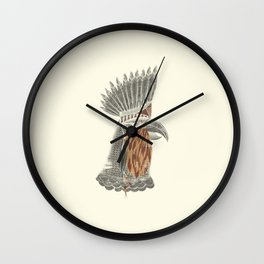 EAGEL Wall Clock