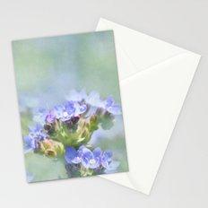 Dreamy Blues Stationery Cards