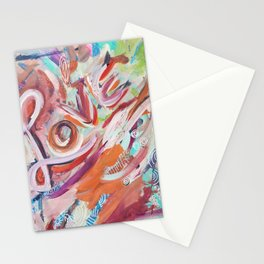 Love Grafitti Stationery Cards