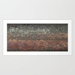 Salvage Art Print