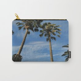two palm trees Carry-All Pouch