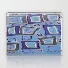 Newport Blue Laptop & iPad Skin