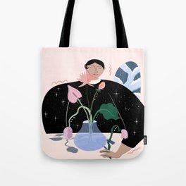 Arrange Tote Bag