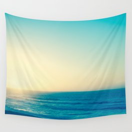 Blue Romance Wall Tapestry