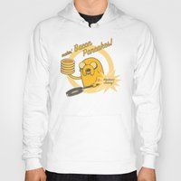 cooking Hoodies featuring Cooking Time by Perdita
