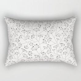 Umbels Rectangular Pillow